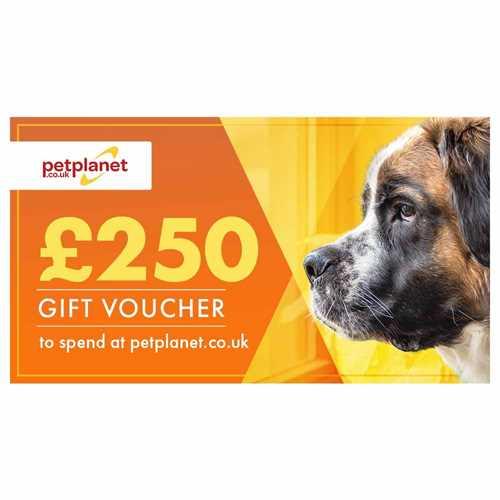 Pet Planet £250 Gift Voucher