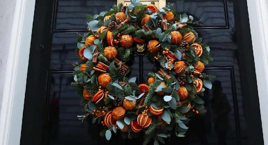 No. 10 Downing Street Christmas Wreath