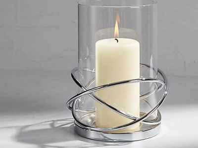 PET CHECK BLOG - Candle in glass container