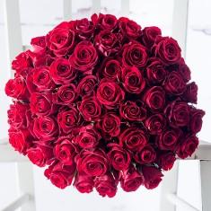 Appleyard 50 red roses