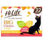 PET CHECK BLOG - Hi Life cat pet food banner