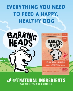 Barking Heads Banner