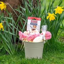 Lords and Labradors special treats in a bucket