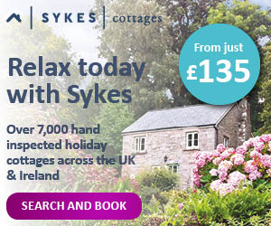PET CHECK BLOG - Sykes Holiday Cottages Banner