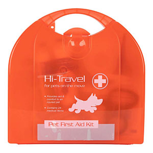 PET CHECK BLOG - Pet First Aid Box