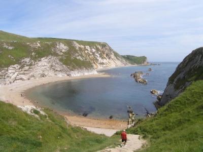 PET CHECK BLOG Durdle Door beach, Dorset, England