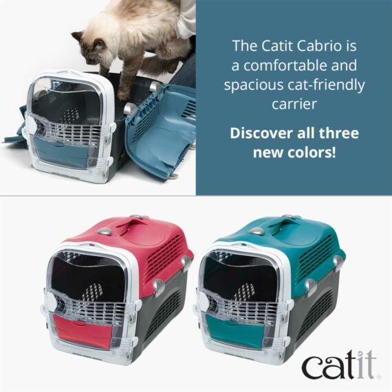 PET CHECK BLOG Catit-Cabrio-is-a-comfortable-and-spacious-cat-friendly-carrier-570x570
