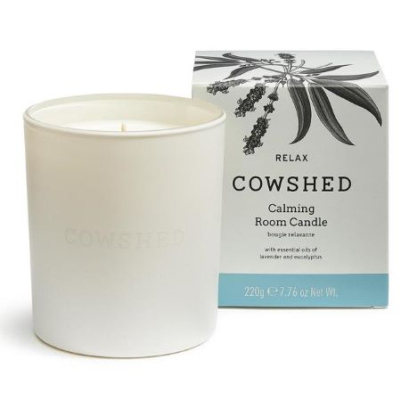 PET CHECK BLOG - Candles - Calming Candle Cowshed