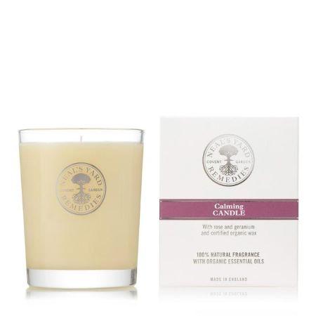 PET CHECK BLOG - Candles - Neal's Yard Remedies