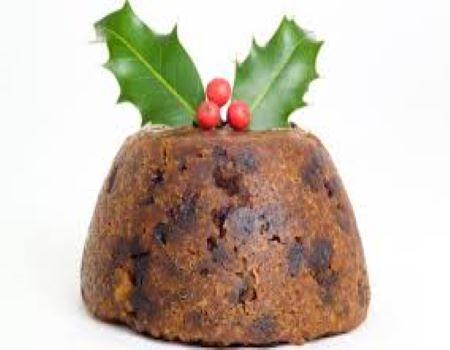 PET CHECK BLOG - Christmas Pudding